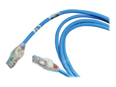 Belden Cat6 Patch Cable, Blue, 15ft