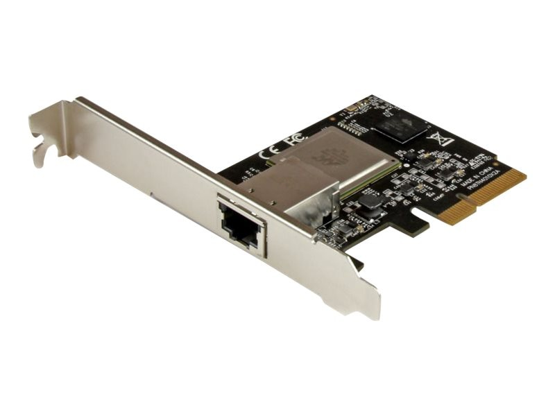 StarTech.com 1-Port PCI Express 10 Gigabit Ethernet Network Card, ST10000SPEX, 17550439, Network Adapters & NICs