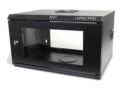 StarTech.com 6U 19 Wallmount Server Rack Cabinet with Acrylic Door, RK619WALL, 11916233, Racks & Cabinets