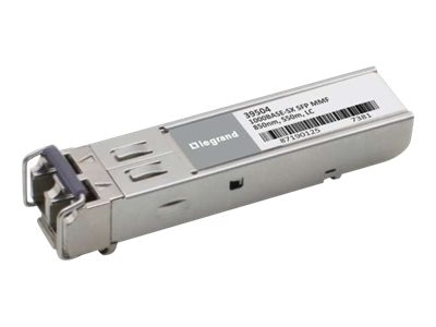 C2G Brocade E1MG-SX-OM Compatible 1000Base-SX MMF SFP Transceiver