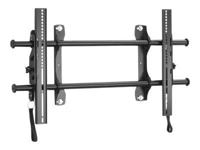 Chief Manufacturing Large Fusion Tilt Wall Mount for Flat Panels 37-63, Black