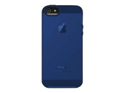 Belkin Grip Candy Sheer Case, Overcast Civic Blue for iPhone 5, F8W138TTC08