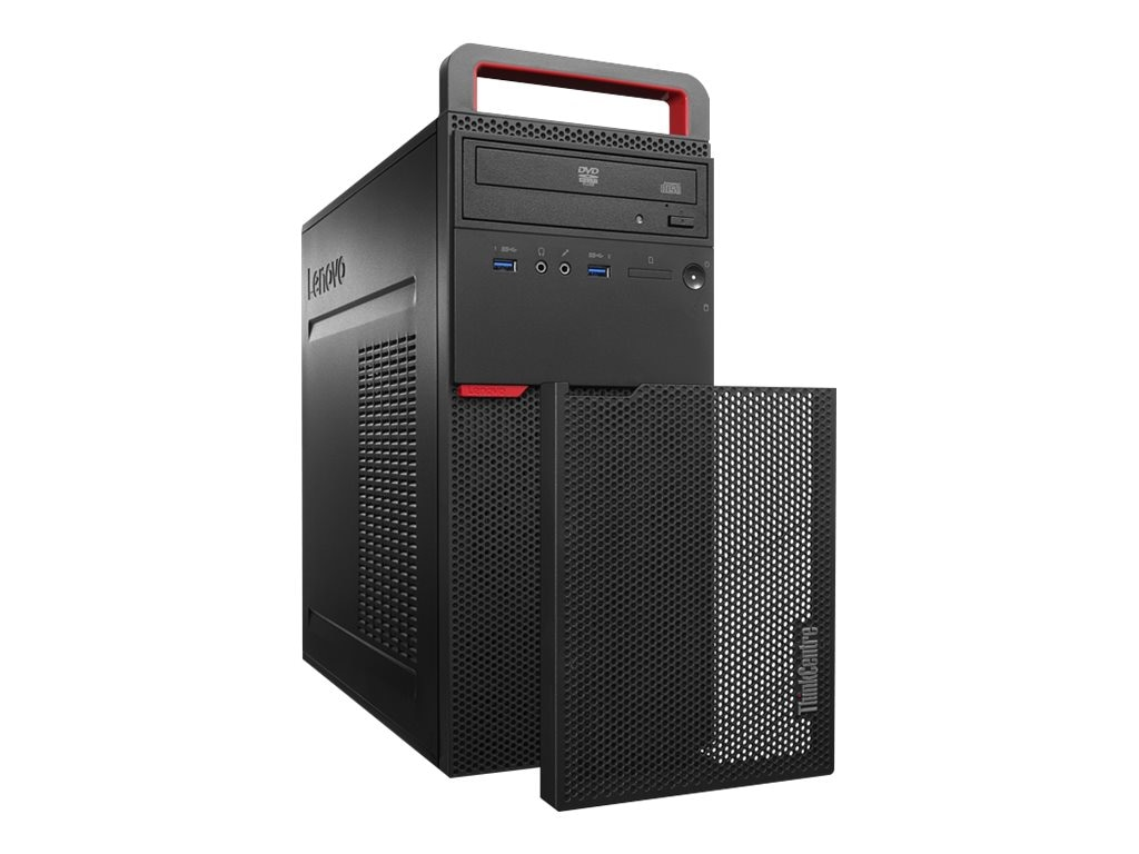 Lenovo TopSeller ThinkCentre M700 3.7GHz Core i3 4GB RAM 500GB hard drive, 10GR0029US, 31030579, Desktops