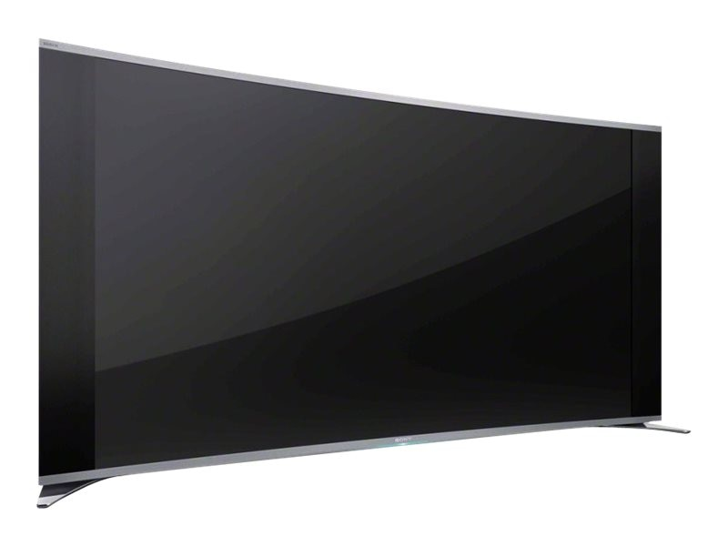 Sony 64.5 S990A Full HD Curved LED-LCD TV, Black, KDL65S990A