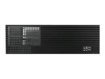 iStarUSA Chassis, 3U Compact, 2x5.25, 4x3.5, 4x Slots, D-313SE-MATX-DT, 13452049, Cases - Systems/Servers
