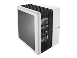 Corsair Chassis, Carbide Series Air 540 MT ATX 2x3.5 HS Bays 2x5.25 Bays 8xSlots, Arctic White, CC-9011048-WW, 16642833, Cases - Systems/Servers