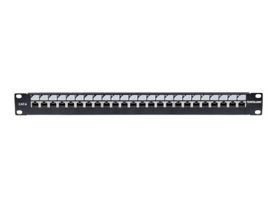 Intellinet 24-Port Locking 19 Patch Panel