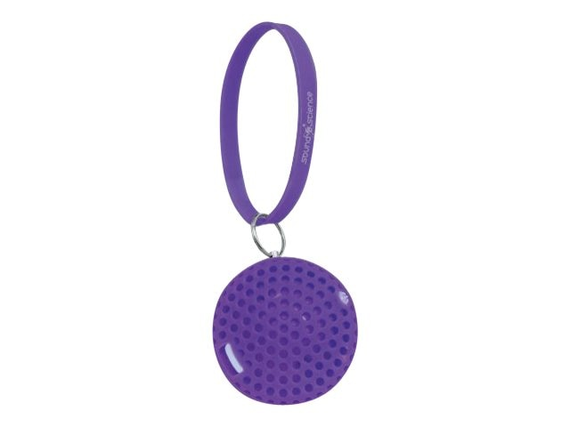 Manhattan MH Mini BT Speaker - Purple, 162326