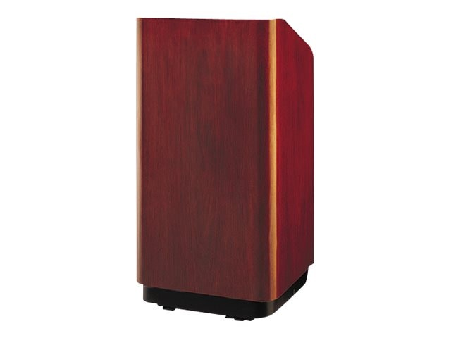 Da-Lite 32 Floor Concord Lectern with Height Adjustment, Standard Laminate