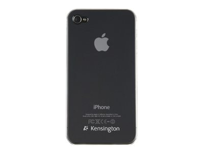 Kensington Back Case for iPhone 4 & 4S, Clear, K39267US