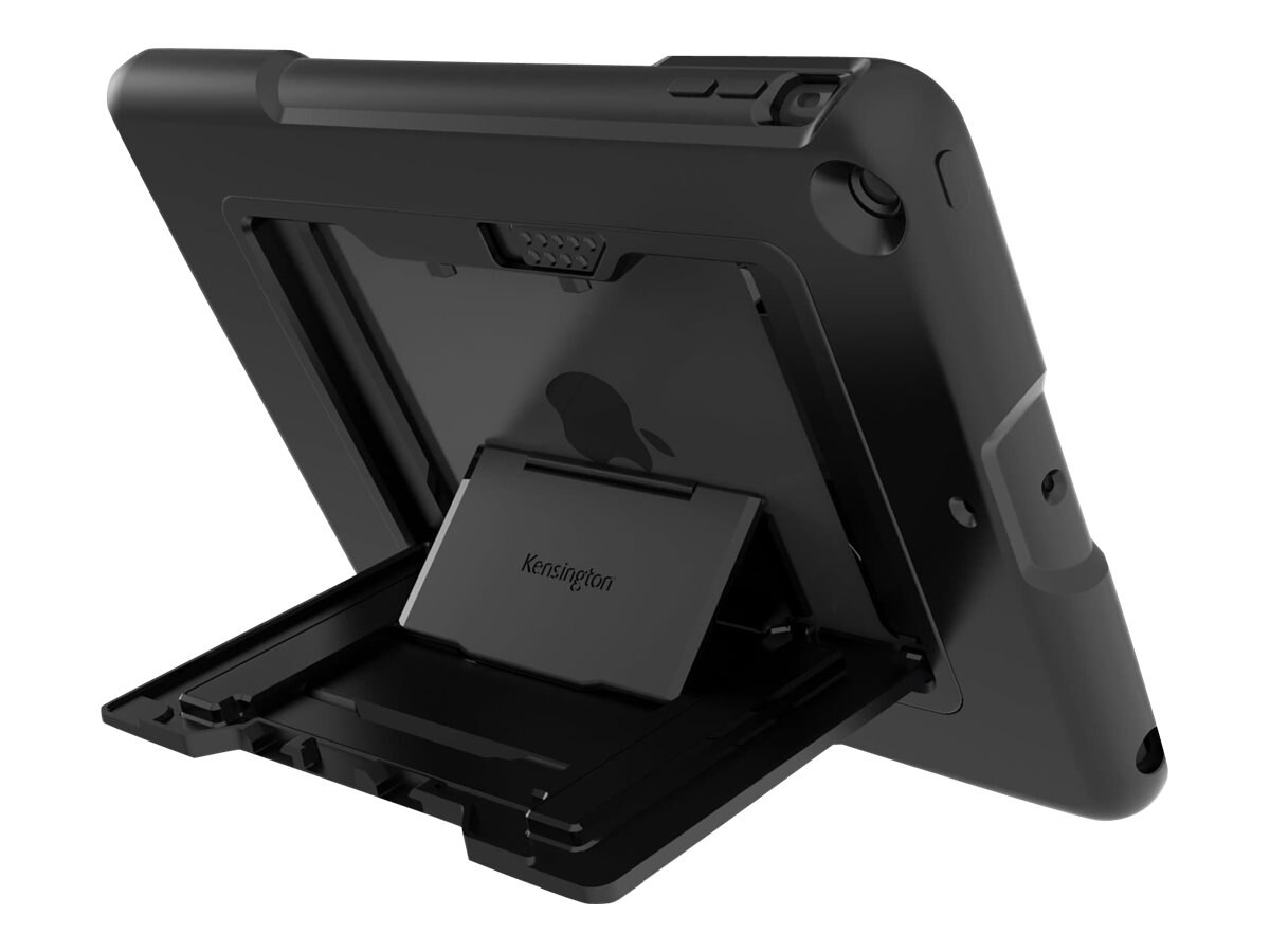 Kensington BlackBelt 2nd Degree Rugged Case for iPad Air, Black, K97065WW