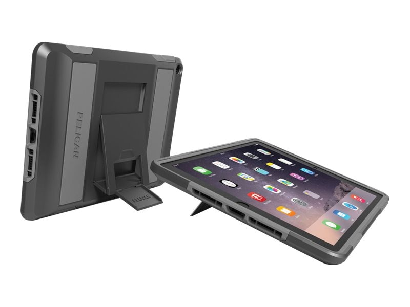 Pelican Vault Case for iPad Air 2, Black, C11080-P60A-BLK