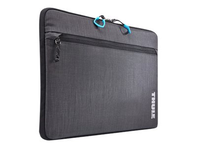 Case Logic Sleeve for MacBook Pro 15 + iPad, Gray