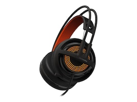 Steelseries Siberia 350 Headset - Black, 51202, 31769197, Headsets (w/ microphone)