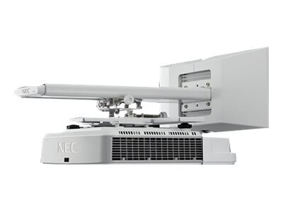 NEC U321Hi-TM 1080p DLP Projector, 3200 Lumens, White with Touch Module, Wall Mount, NP-U321HI-TM