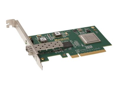Myricom 1-port SFP+ Network Interface Card, 10G-PCIE-8B-S+SNF3