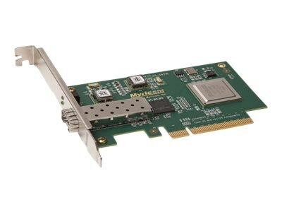 Myricom 1-port SFP+ Network Interface Card