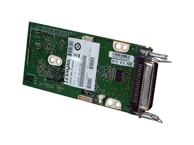 Lexmark Parallel 1284-B Interface Card for T650, T652, T654, X651, X652, X654, X656 & X658 Printers & MFPs