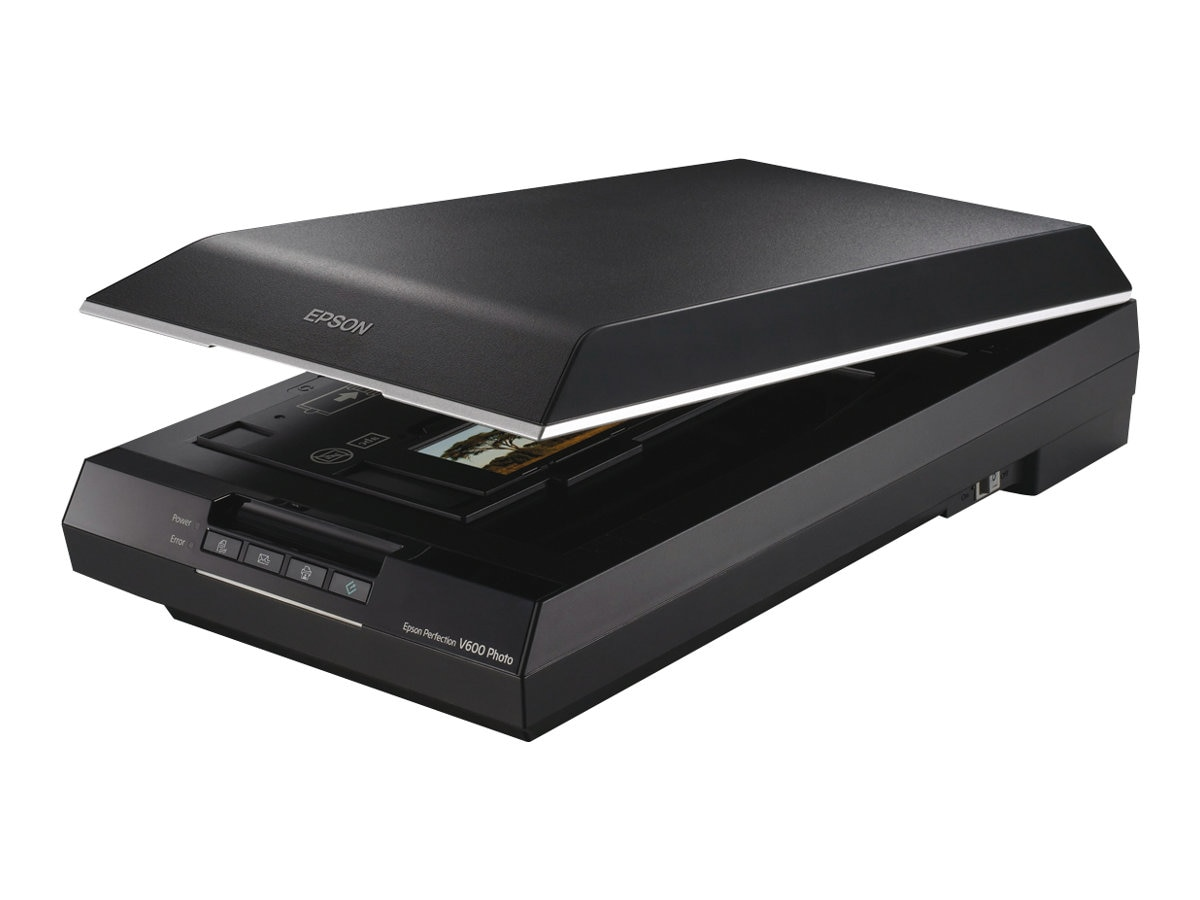 Epson Perfection V600 Photo Scanner - $229.99 less instant rebate of $2.00, B11B198011