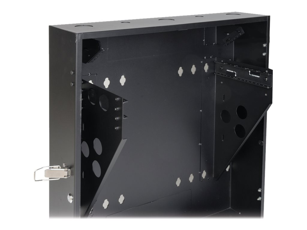 Tripp Lite SmartRack 5U Low-Profile Wall Mount Rack Cabinet, SRWF5U36