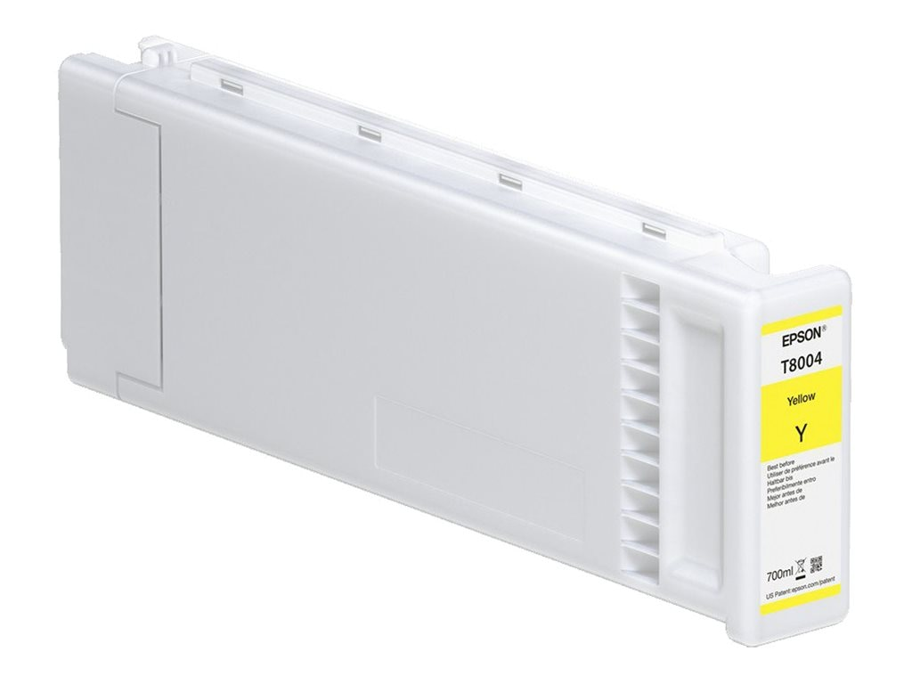 Epson Yellow Ultrachome GS3 Ink Cartridge