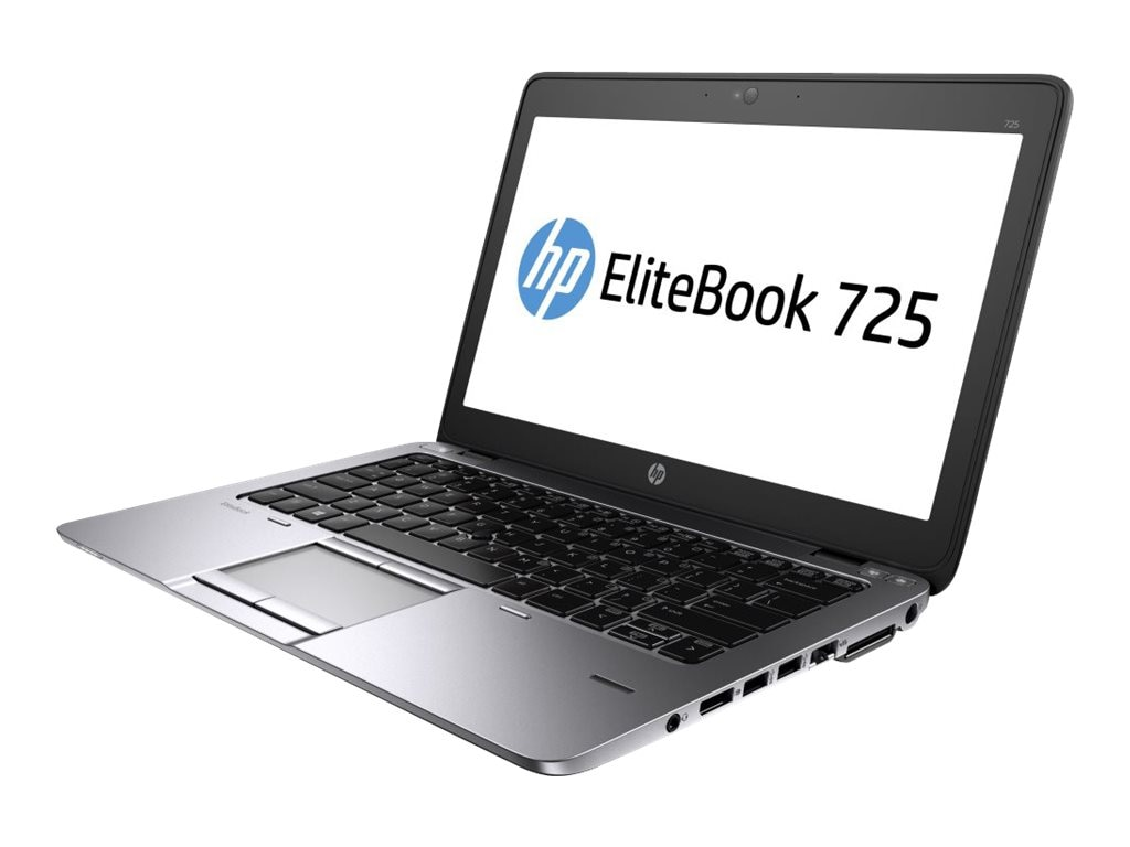 HP Smart Buy EliteBook 725 G2 : 2.0GHz A8 Pro 12.5in display, J8U69UT#ABA, 17607482, Notebooks