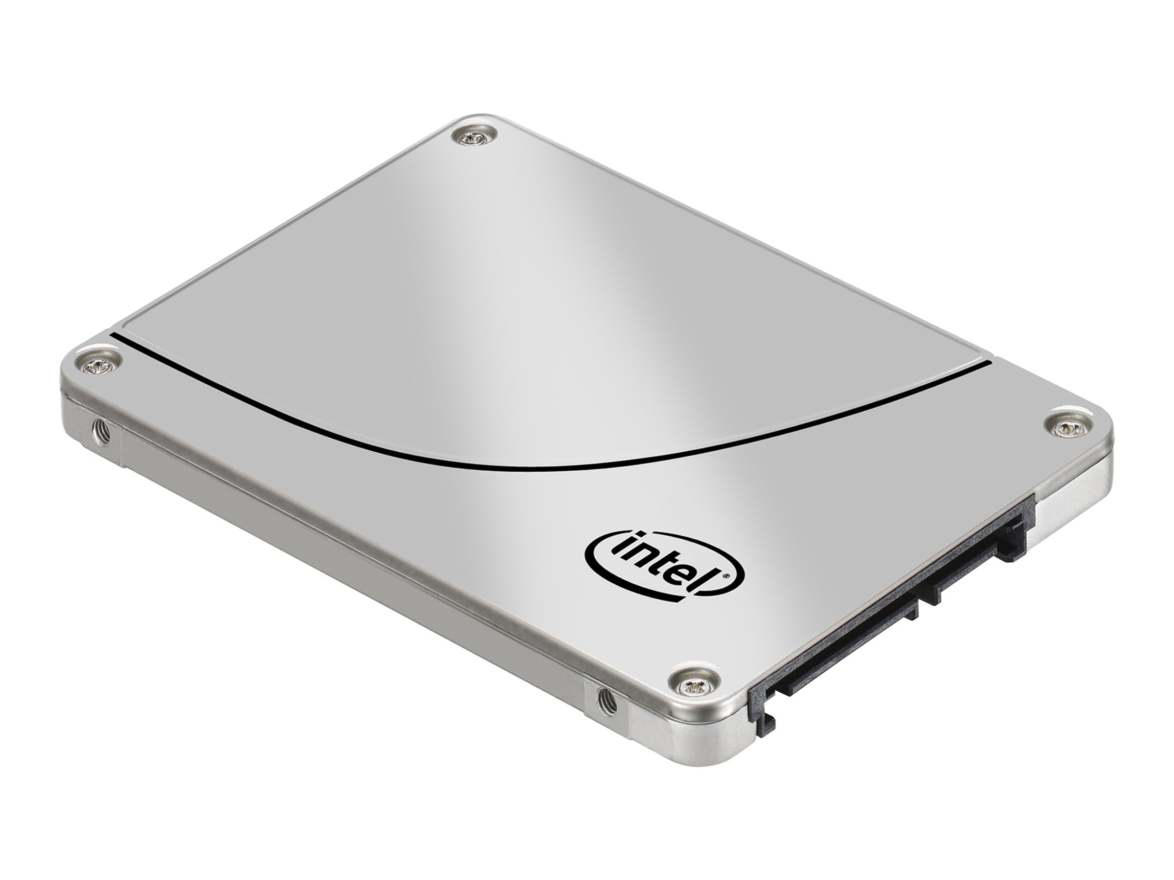 "Intel 800Gb DC S3700 Series SATA 6Gb s MLC 2.5"" 25nm Internal Solid State Drive, SSDSC2BA800G301, 15206870, Solid State Drives - Internal"