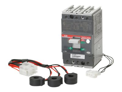 APC 3-Pole Circuit Breaker, 90A, T1 Type for Symmetra PX250 500kW, PD3P90AT1B, 10191146, Battery Backup Accessories