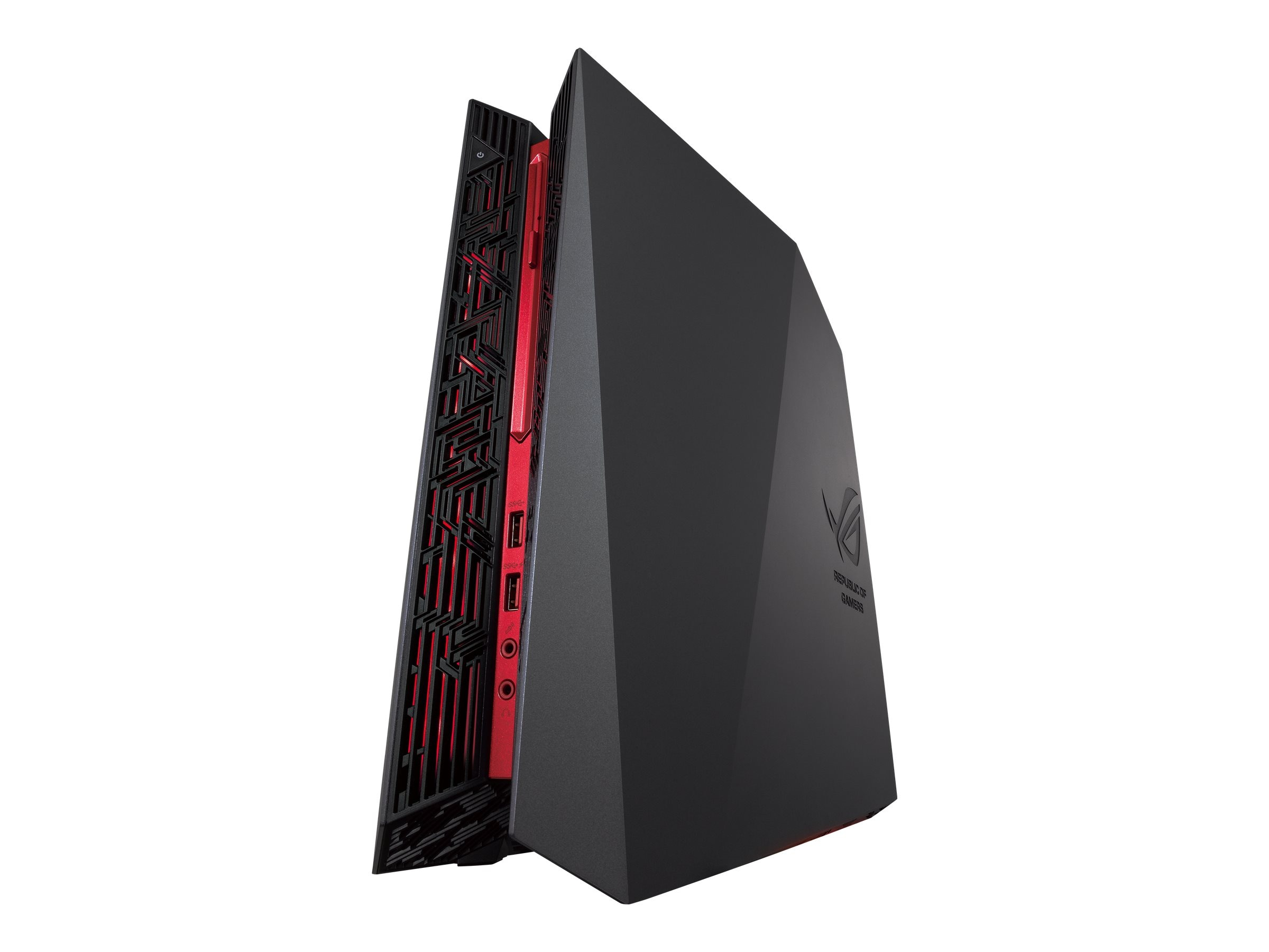 Asus G20AJ-US009S Tower Core i7-4790 8GB 1TB SSHD GTX760 DVD-RW GbE ac BT W8.1, G20AJ-US009S, 17950150, Desktops