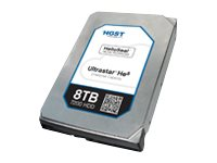 HGST 8TB UltraStar He8 SAS 12Gb s Ultra 4KN SE 3.5 Internal Hard Drive - 128MB Cache