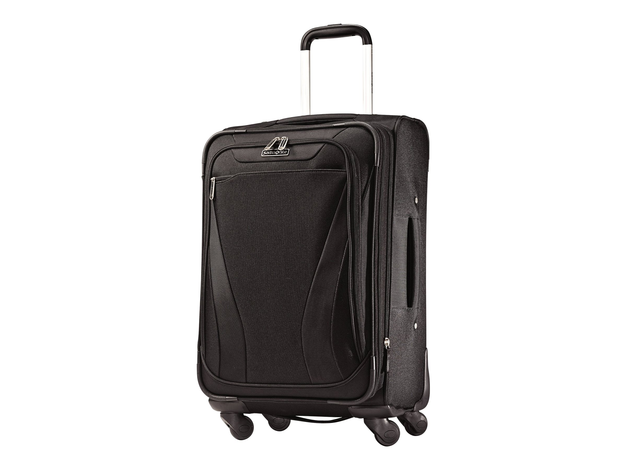 Stephen Gould Samsonite Carry-On Upright Luggage w  (2) Oversized Wheels