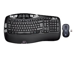Logitech MK550 Wireless Wave Combo, 920-002555, 11607730, Keyboard/Mouse Combinations