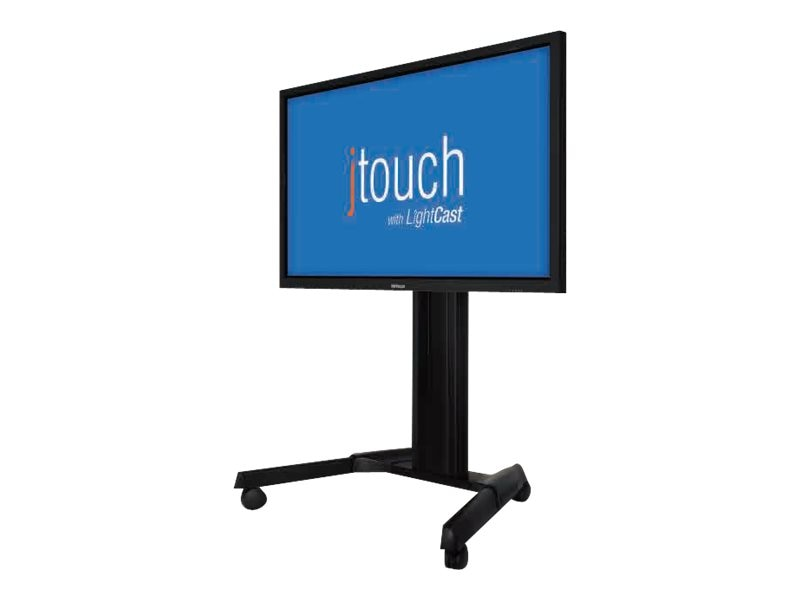 InFocus 65 JTouch Full HD LED-LCD Interactive Whiteboard Display with Anti-Glare, Black, INF6501WAGP