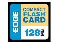Edge 128MB CompactFlash Card (4-Pack), PE17946504    4 PACK, 6745556, Memory - Flash