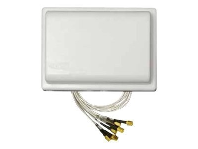 Meru AP300 Only Omni-Directional Antenna, ACC-ANT-6ABGN-24, 13116150, Mounting Hardware - Network