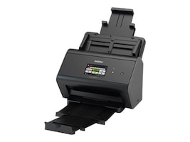 Brother Sheetfed Color Duplex Wireless Mid to Large Size Workgroups, ADS-2800W, 31212073, Scanners