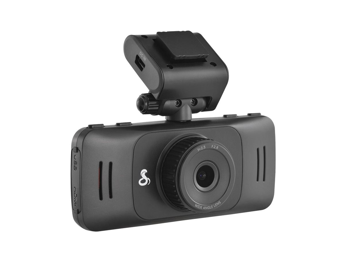 Cobra Electronics Drive HD Dash Cam with 2.7 Screen, CDR 825E