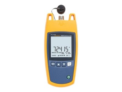 Fluke Fiber One-shot Pro w VSL PERP Single-mode Fault Finder, FOS-100-S-VFL