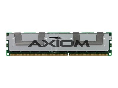 Axiom 8GB PC3-12800 240-pin DDR3 SDRAM RDIMM, AX31600R11W/8G, 14311432, Memory
