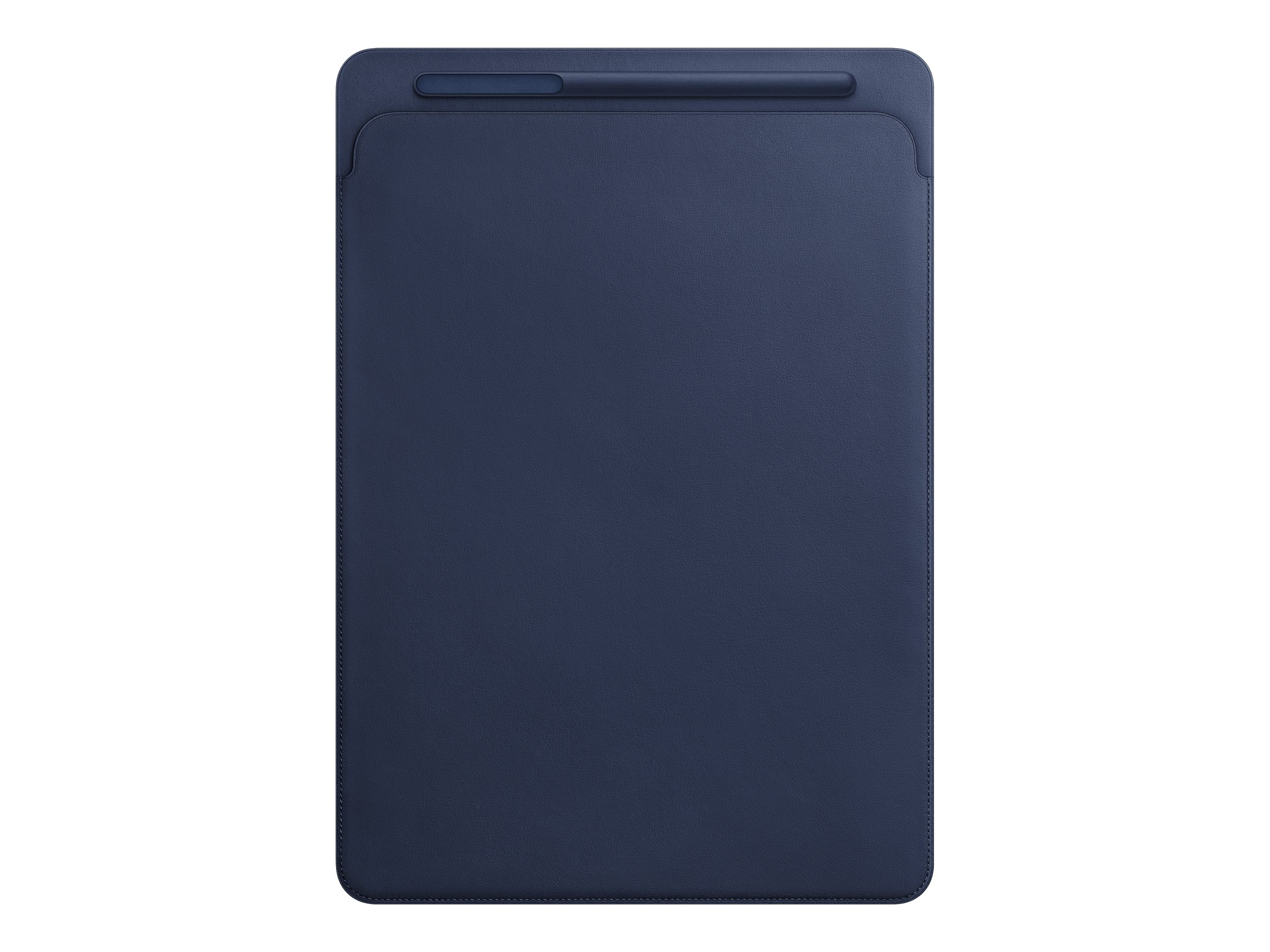 Apple Leather Sleeve for 12.9 iPad Pro, Midnight Blue, MQ0T2ZM/A