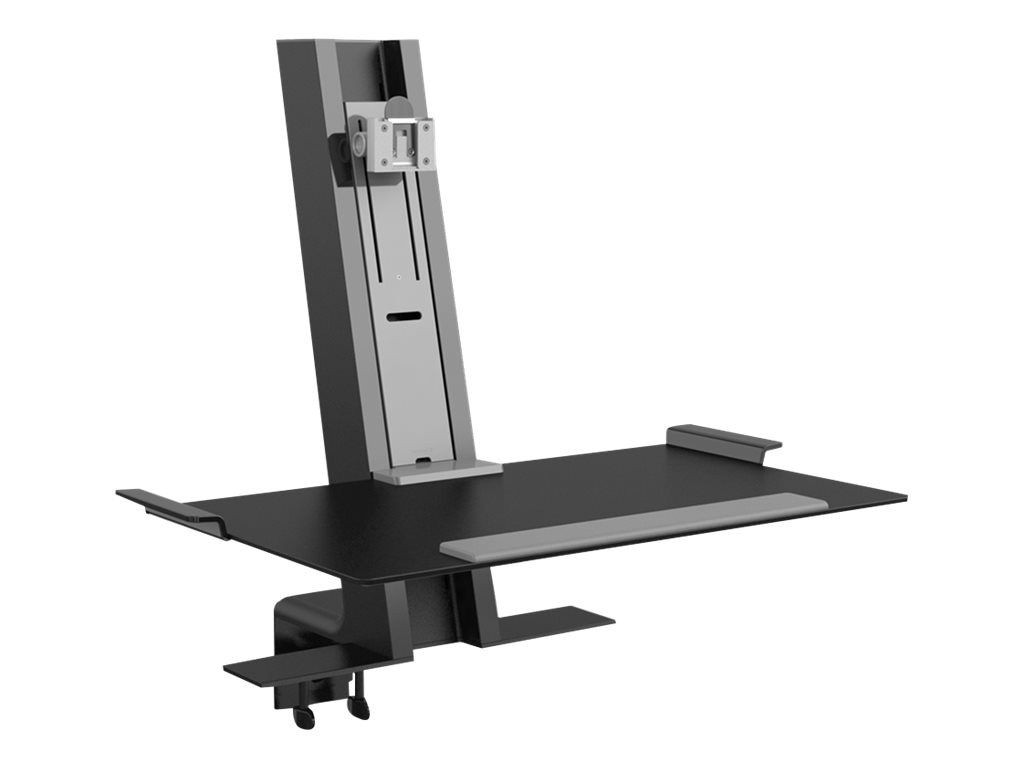 Humanscale Quickstand with Large Monitor Platform, Black, QSBL30CDN