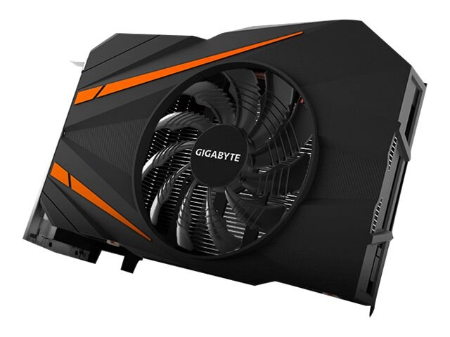 Gigabyte Tech GeForce GTX 1060 Mini ITX PCIe 3.0 x16 Overclocked Graphics Card, 3GB GDDR5, GV-N1060IXOC-3GD
