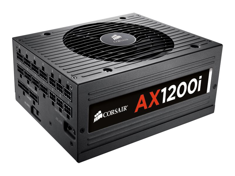 Corsair 1200W AX1200I ATX Power Supply 80 Plus Platinum, CP-9020008-NA