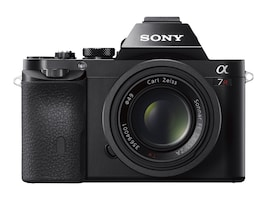 Sony a7R Interchangeable Lens Camera Body Only, ILCE7R/B, 16390373, Cameras - Digital - SLR