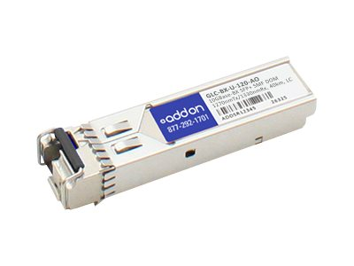 ACP-EP 10GBASE-BX SFP+ For Brocade 1270TX 1330RX 40KM LC