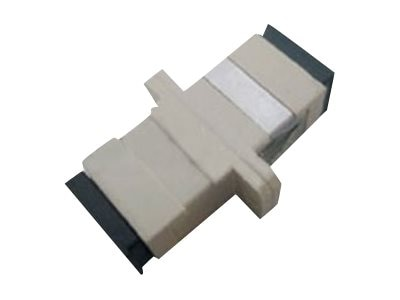 ACP-EP SC to SC F F MMF Simplex Fiber Optic Adapter, ADD-ADPT-SCFSCF-MS