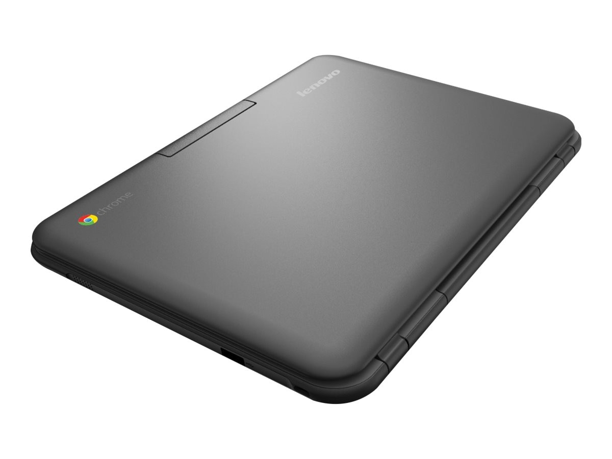 Open Box Lenovo N21 Chromebook Celeron N2840 2.16GHz 4GB 16GB SSD ac BT WC 3C 11.6 HD Chrome OS, 80MG0001US