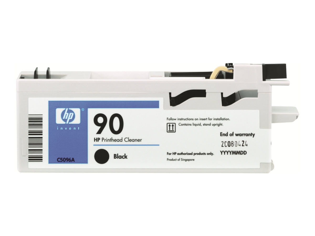 HP 90 Black Printhead Cleaner, C5096A, 8507050, Cleaning Supplies