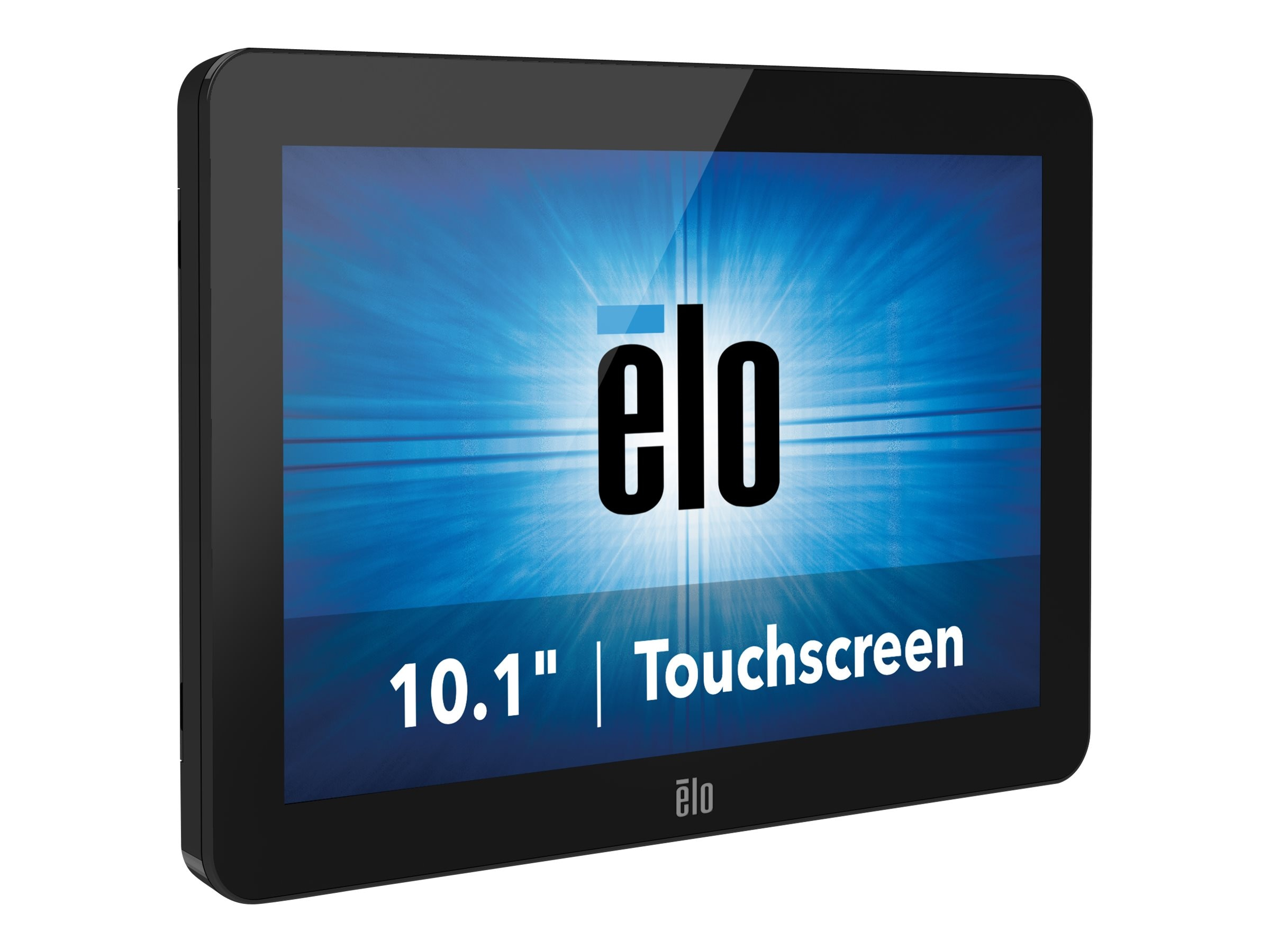 ELO Touch Solutions 10.1 1002L LED-LCD IntelliTouch Pro Monitor, Black, E045337