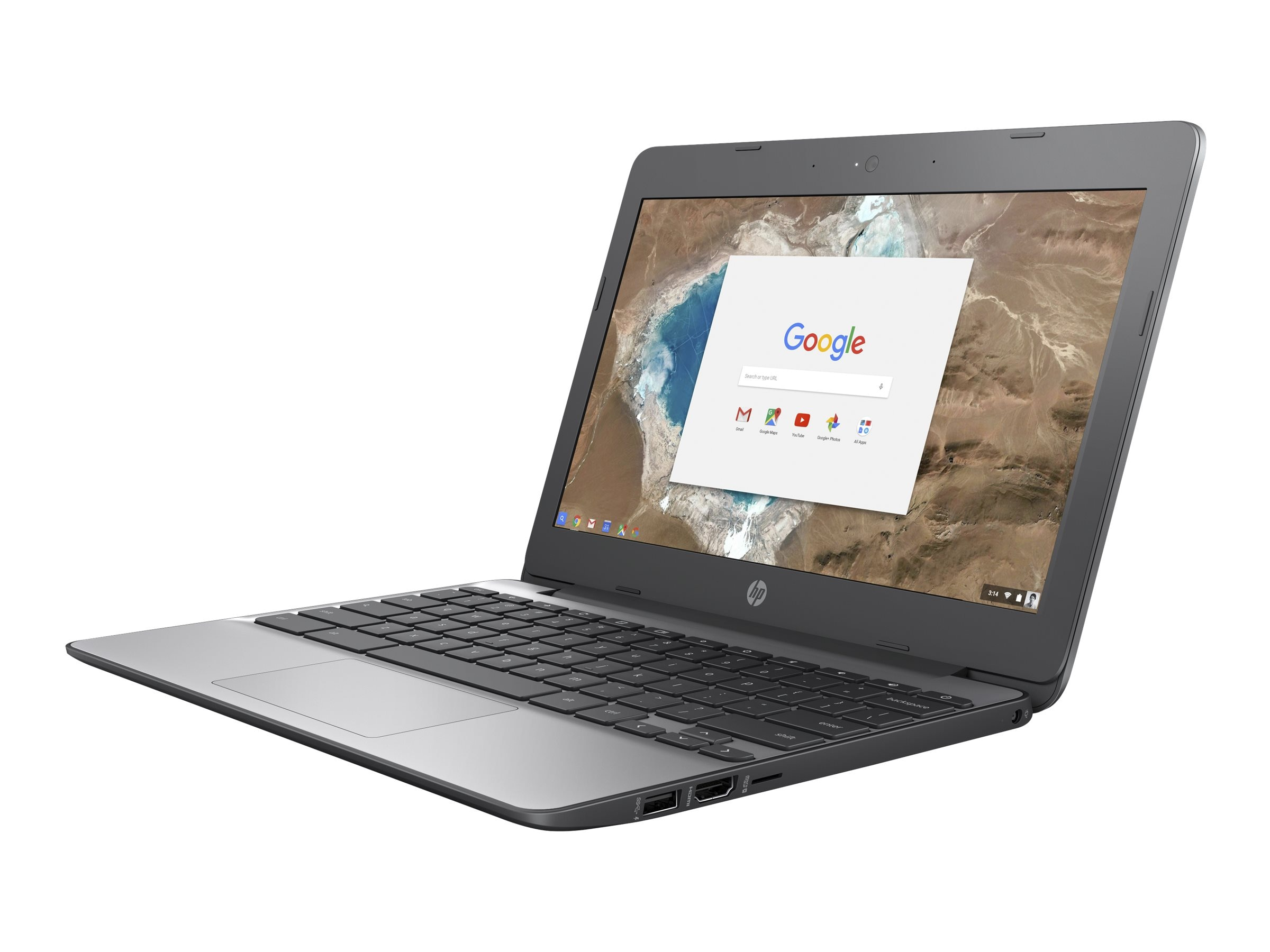 HP Chromebook Celeron N3060 4GB 16GB 11.6 HD MT Chrome OS